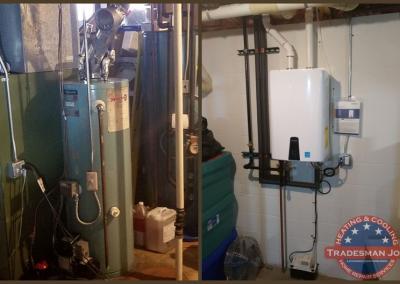 Water Heater Installation 02
