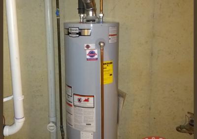 Water Heater Installation 03